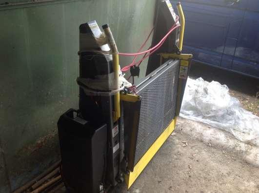 Подъёмник электро-гидравлический для инвалидов-колясочников в Москве Фото 1