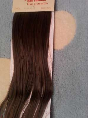 волосы на заколках в г. Червоноград Фото 1