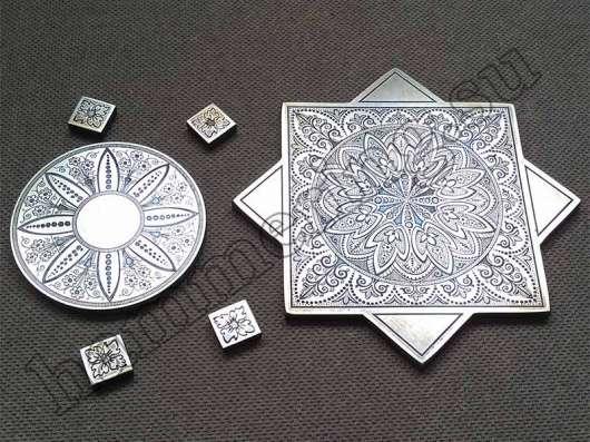 Художественное ТРАВЛЕНИЕ МЕТАЛЛА и гравировка металла