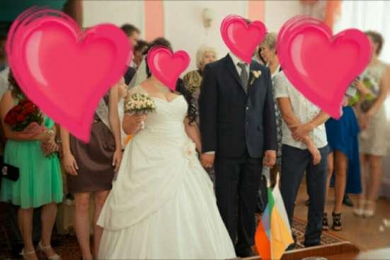 Платье свадебное в Пензе Фото 1