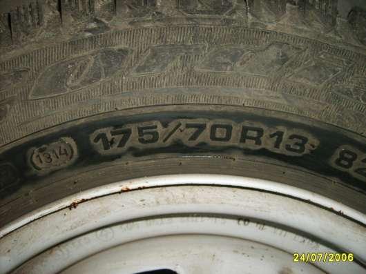 Продаю колеса зимние 4 шт в Саратове Фото 1
