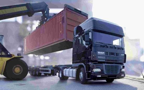 Контейнерные перевозки, железнодорожные грузоперевозки