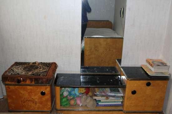 спальний гарнитур из карельской березы