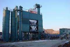 Асфальтобетонный завод серии LB в Владивостоке Фото 2