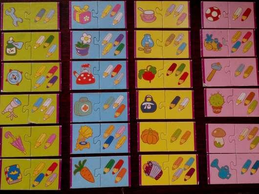 Настольные рвзвивающие игры для детей. в Набережных Челнах Фото 1
