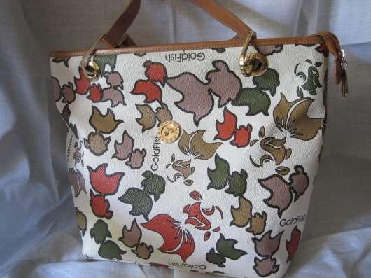 сумка Золотая рыбка