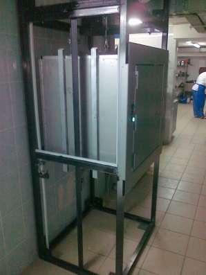 Малый грузовой лифт от производителя