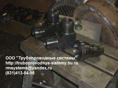 Переход ОСТ 95-53-98 до Ру 100 МПа