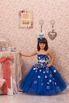 Нарядное детское платье на прокат в Екатеринбурге Фото 4