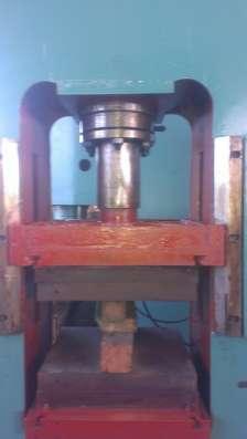 Пресс-автомат гидравлический ДБ2426 в Челябинске Фото 1