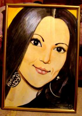 нарисую портрет на основе хорошей фотографии в г. Самара Фото 3