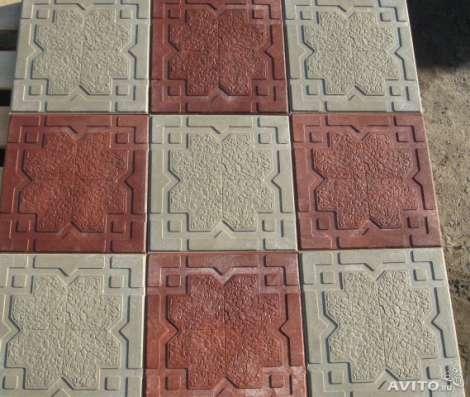 Вечная тротуарная плитка полимерпесчаная Пенза