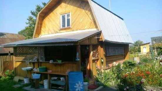 продаю дом в жилой деревне