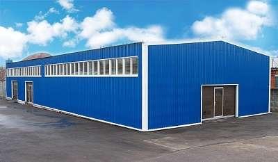 Металлоконструкции каркасы зданий, ангаров, складов, грузово в Красноярске Фото 5