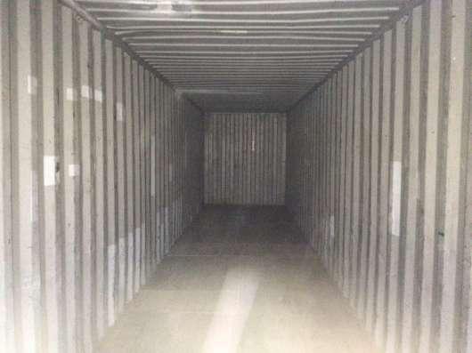 контейнер морской 40ф НС