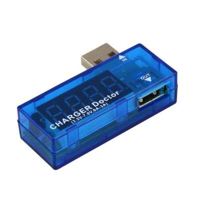 USB тестер тока и напряжения, Charger Doctor в Санкт-Петербурге Фото 5
