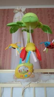 Детские электрические качели домашние, мобиль, ходунки