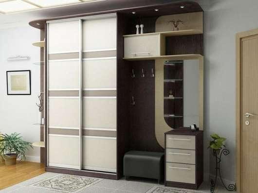 Шкафы купе, гардеробные.