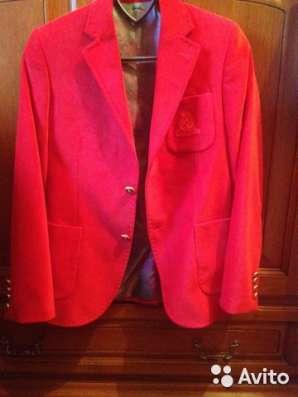 Красный Нарядный Пиджак