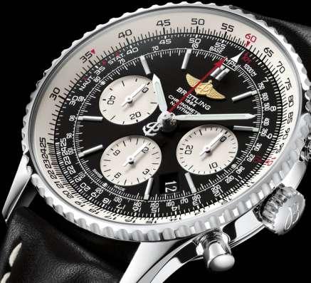 Часы Breitling Navitimer - это надежность и качество! в Санкт-Петербурге Фото 1