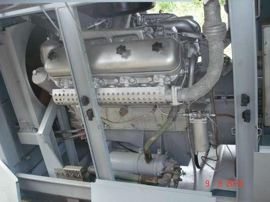 .дизель генератор ад100-т400  с  хранения.