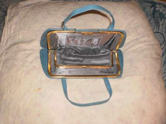 Театральная сумочка 50-х годов прошлого века в Санкт-Петербурге Фото 1