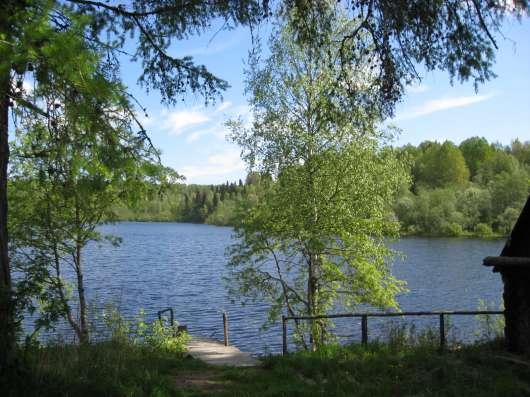 новый дом на 140 сотках на озере в Санкт-Петербурге Фото 4