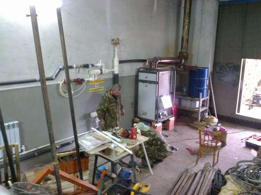 монтаж систем отопления под ключ в Набережных Челнах Фото 3