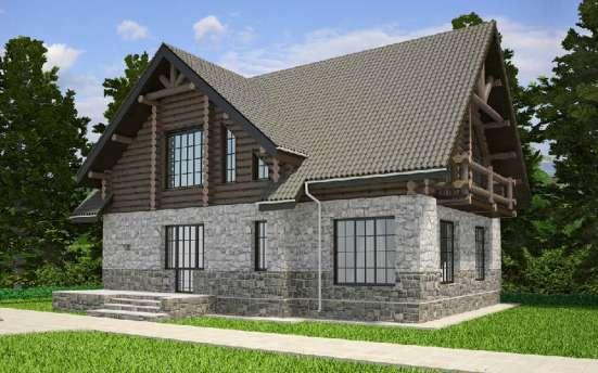 Строительные проекты домов + дизайн 3D в Перми Фото 4