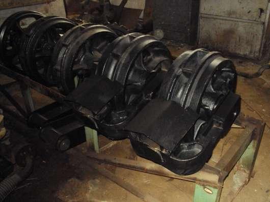 Запасные части для экскаваторов в г. Родники Фото 1