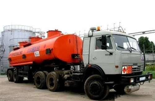 Судовое маловязкое топливо (СМТ) авто / жд поставка