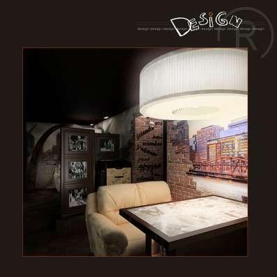 Дизайн интерьера и полиграфии