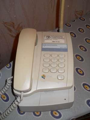Радиотелефон с базой