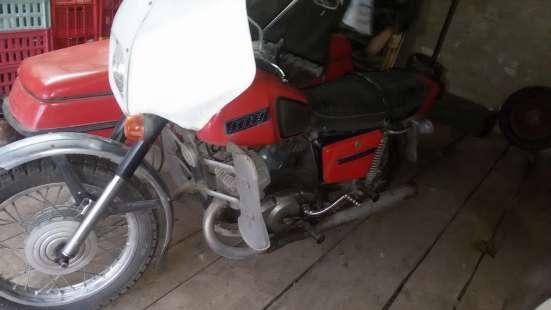 Мотоцикл ИЖ 6.114.01К