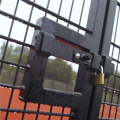 Ворота распашные (металлические) в Москве Фото 1