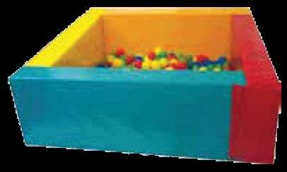 Детские сухие бассейны от производителя