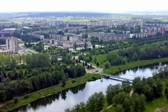 Участок около озера в г. Новолукомль Фото 1