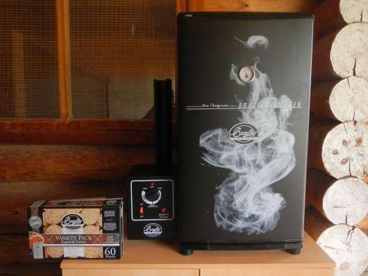 Уникальные экологичные коптильни Bradley Smoker