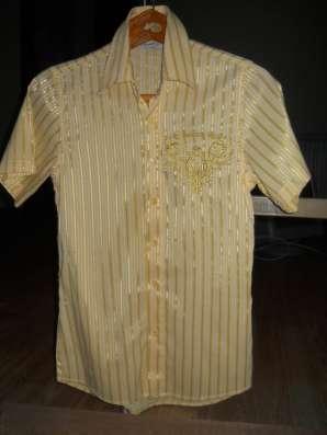 Красивая рубашка для сцены или выпускного 12-13лет