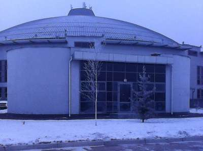 Строительство двух этажного магазина торгового центра сэндви в Красноярске Фото 2