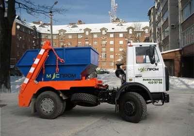 Вывоз любого мусора в Нижнем Новгороде и области Фото 4