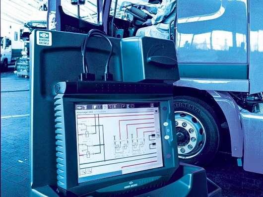 Компьютерная диагностика и ремонт электрики грузовиков