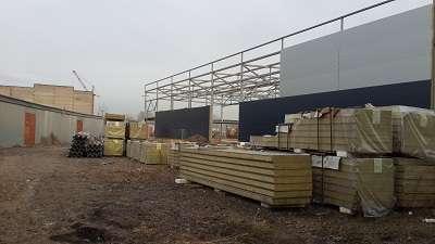 Построить, Строительство, двух этажного, магазина, торгового в Красноярске Фото 2