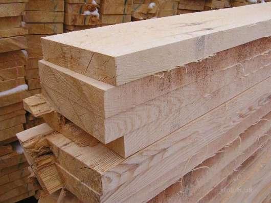 Пиломатериал, готовые изделия из дерева, Кемерово