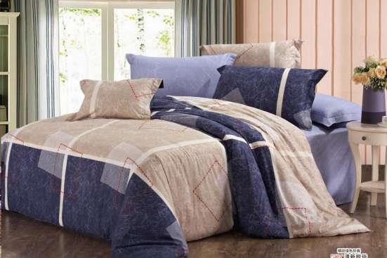 Пошив постельного белья из поплина и сатина