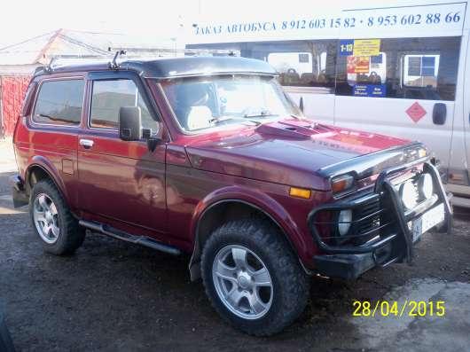 Автомобиль НИВА, цена 165 000 руб.,в Серове Фото 2