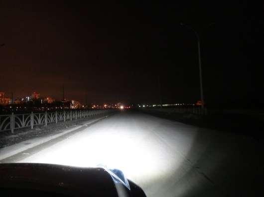 Светодиодные авто лампы H13 H4 HB5 H8 HB1 (LED автолампы) в Екатеринбурге Фото 3