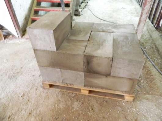 Пенобетонные блоки от производителя