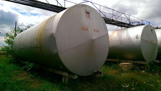 Резервуар РГС-75 в Челябинске Фото 5