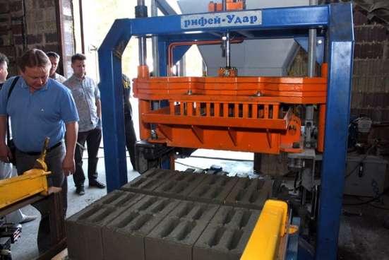 Мобильный бетонный завод РБМ-30 и вибропресс